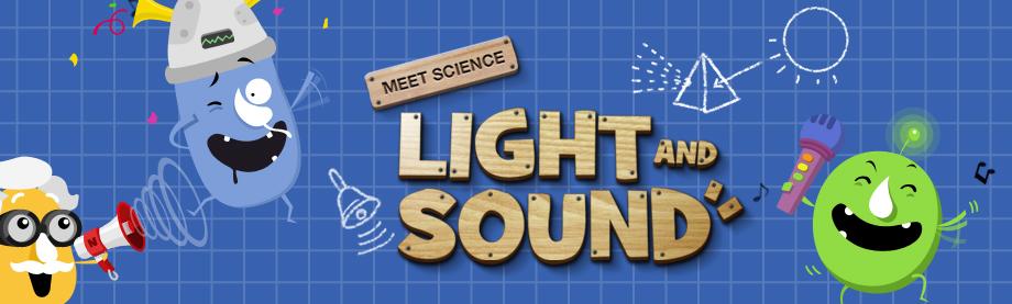 재미있는 물리백과: 빛과 소리